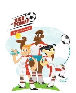 High Power Soccer